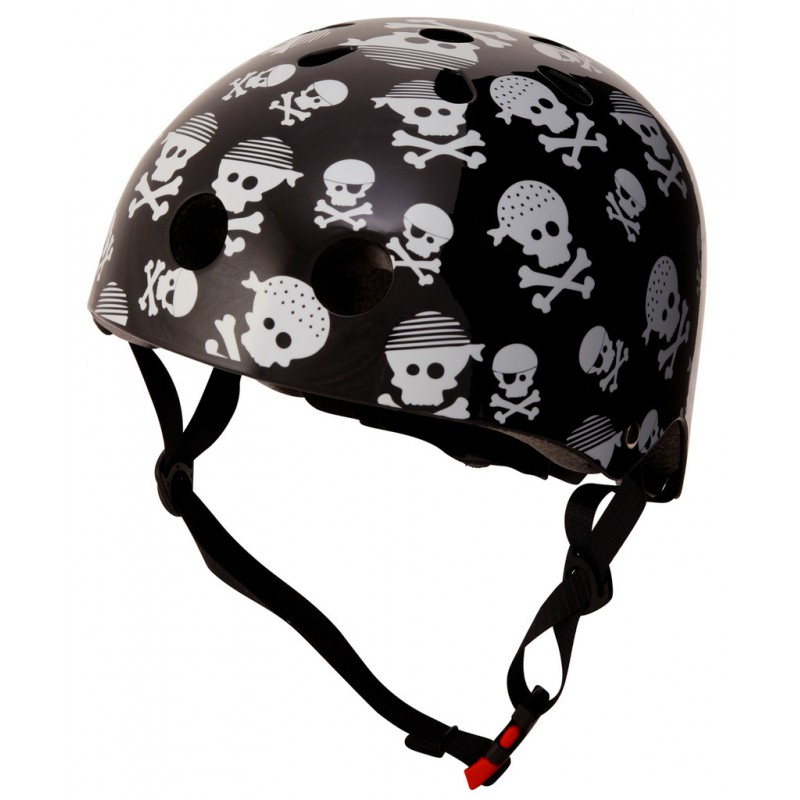 Casco Kiddimoto Skull Bone