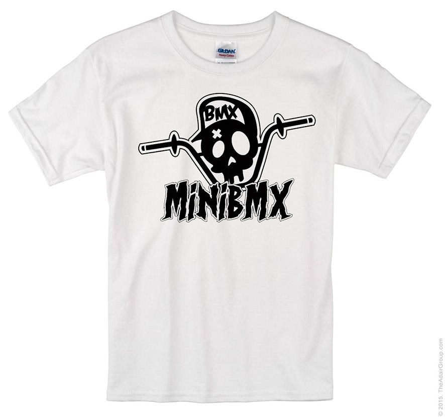 Mini BMX Camiseta