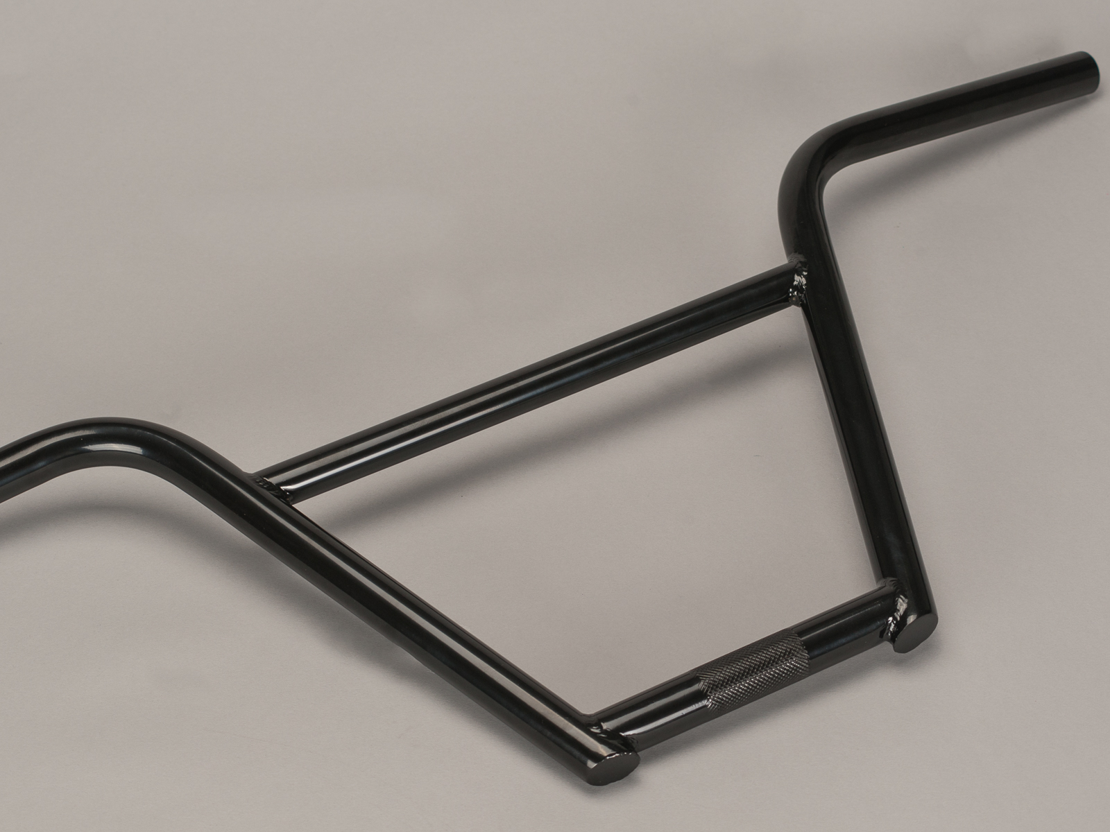 Manillar Mini BMX Rocker 4 Piezas Negro