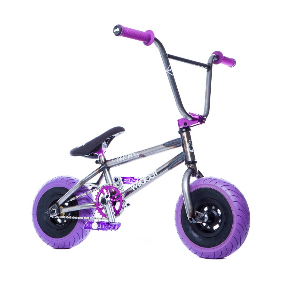 Wildcat Raw Purple Pro